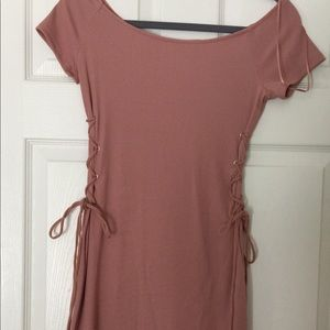 Top Shop Pink Dress size 6